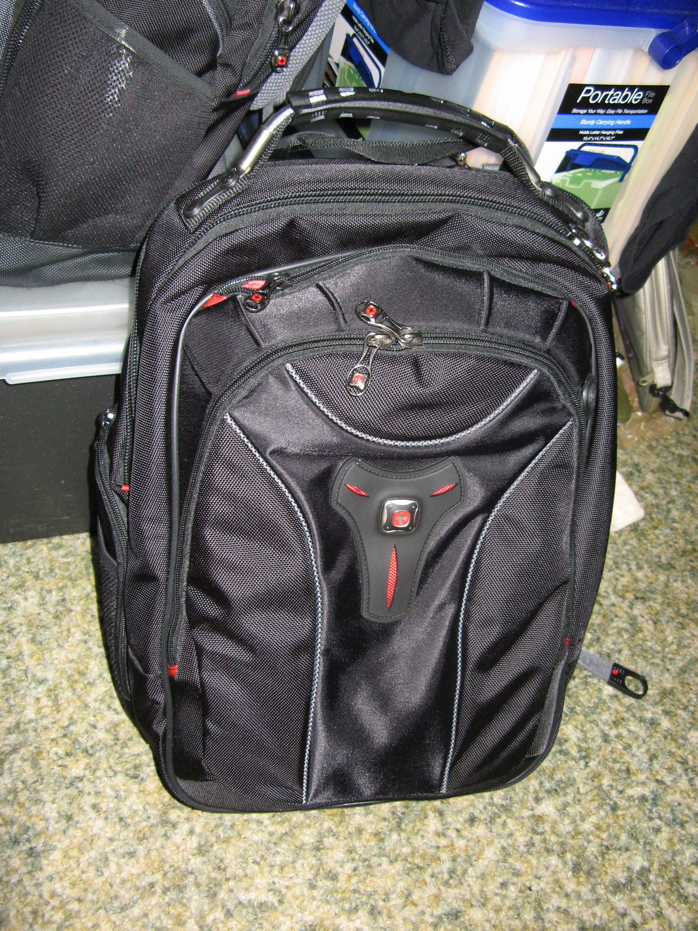 Swiss Gear Synergy Backpack Crazy Backpacks